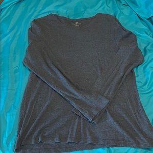 Grey Talbots long sleeves tee